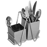 Premier Housewares Cutlery & Kitchen Utensil Storage