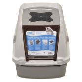 Catit by Hagen Cat Litter Boxes & Litter Box Enclosures