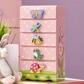 Fantasy Fields Jewelry Boxes