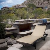 Home Loft Concepts Patio Chaise Lounges
