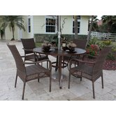 Hospitality Rattan Patio Dining Sets