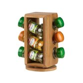 All Home Spice Jars & Racks
