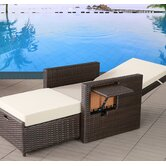 Home Etc Patio Chaise Lounges