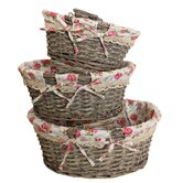 House Additions Decorative Boxes, Bins, Baskets &