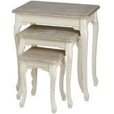 Hill Interiors Side Tables