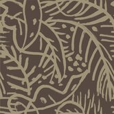 "9 Selvas De Mariscal 33' x 21"" Floral and Botanical Wallpaper"