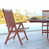 Vifah Patio Dining Chairs