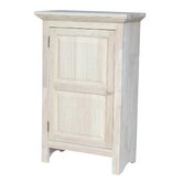 International Concepts Accent Chests / Cabinets