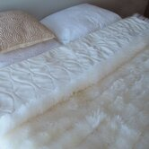 Bowron Sheepskin Rugs Blankets And Throws