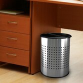 Commercial Zone Trash Cans & Recycling