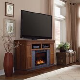 Sauder Electric and Gel Fuel Fireplaces