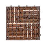 Wildon Home ® Outdoor Deck Tiles