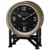 Uttermost Mantel & Tabletop Clocks