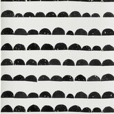 "33' x 21"" Half Moon Wallpaper"