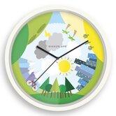 Kikkerland Clocks