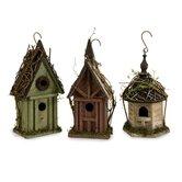 IMAX Bird Houses
