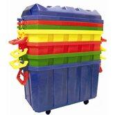 ECR4kids Decorative Boxes, Bins, Baskets & Buckets