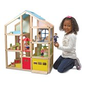 Melissa and Doug Dollhouses