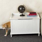 Designer Pet Products Cat Litter Boxes & Litter Box Enclosures