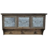 Crestview Collection Decorative Shelving