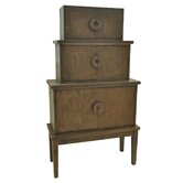 Crestview Collection Accent Chests / Cabinets
