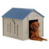 Suncast Dog Houses
