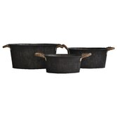 Cheungs Rattan Decorative Baskets