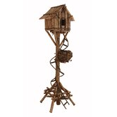 Cheungs Rattan Birdhouses