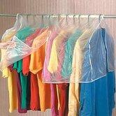 Violet Linen Hangers & Hanging Organizers