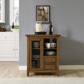 Crosley Accent Chests / Cabinets