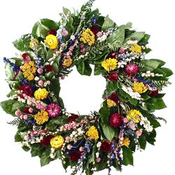 Warm Welcome: Wreaths Under $50