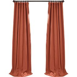 Drawn to Curtains + Hardware