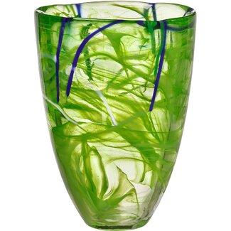 <strong>Kosta Boda</strong> Contrast Vase