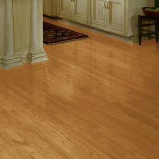 Modern Bruce Flooring Bristol 2 1 4 Quot Solid Red Oak