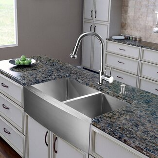 25 Farmhouse Sink : ... in One 36