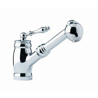 Franke Farmhouse Faucet : Franke Farm House Single Handle Single Hole Pullout Bar Kitchen Faucet ...