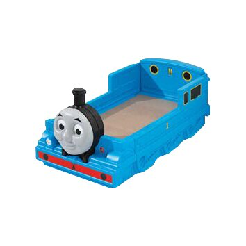 Step2 Thomas The Tank Engine Convertible Toddler Bed