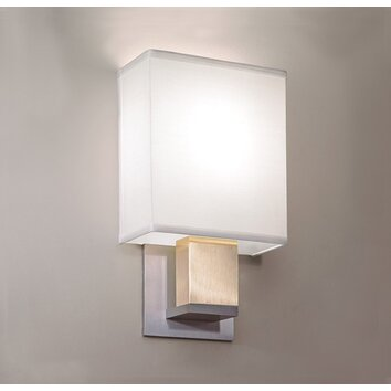 ilex lighting union 1 light single wall sconce uni1 wm