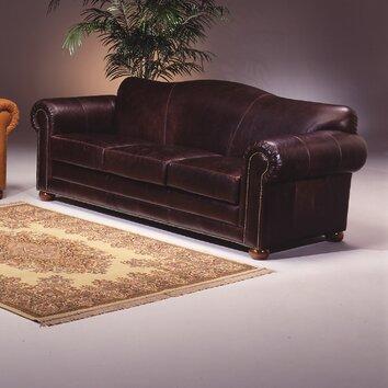 Omnia Leather Sedona Leather Loveseat Amp Reviews Wayfair