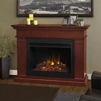 Real Flame Kennedy Grand Electric Fireplace Reviews