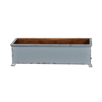 Antique revival rectangular planter box reviews for Wayfair garden box
