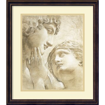 To Go Beyond by Richard Franklin Framed Painting Print ...