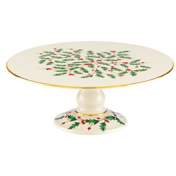 Holiday Footed Cake Stand Wayfair