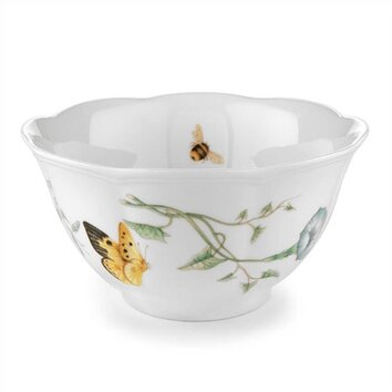 Lenox Butterfly Meadow Rice Bowl Amp Reviews Wayfair