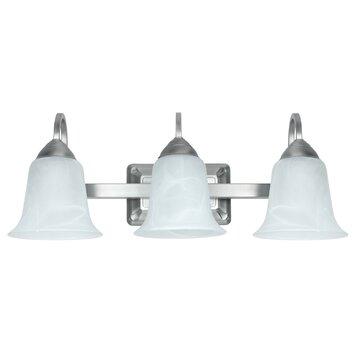 Feit Electric Integrated Led 3 Light Bath Vanity Light Reviews Wayfair