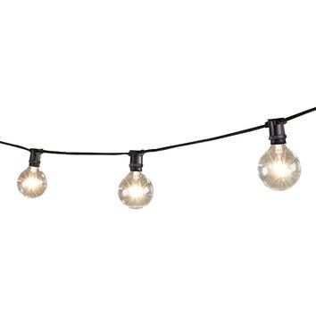 Mini String Lights Outdoor : 15-Light 25 ft. Globe String Lights Wayfair