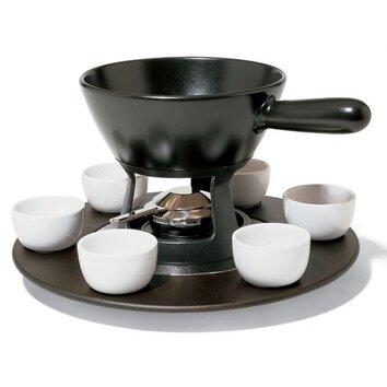 alessi mami fondue set wayfair. Black Bedroom Furniture Sets. Home Design Ideas