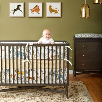 dwellstudio safari nursery bedding collection dwellstudio