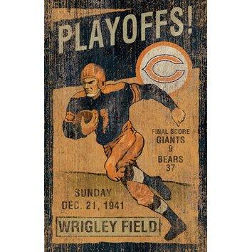 Nfl Vintage Advertisement Wayfair
