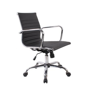 Mid Back Swivel Conference Chair Wayfair Supply